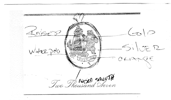 Client's Sketch