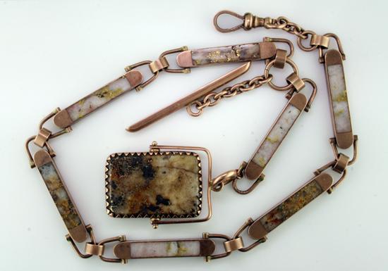 Vintage California GoldinQuartz Watch Chain Mardon Jewelers Blog