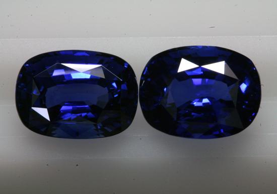 5 ct. Ceylon sapphires