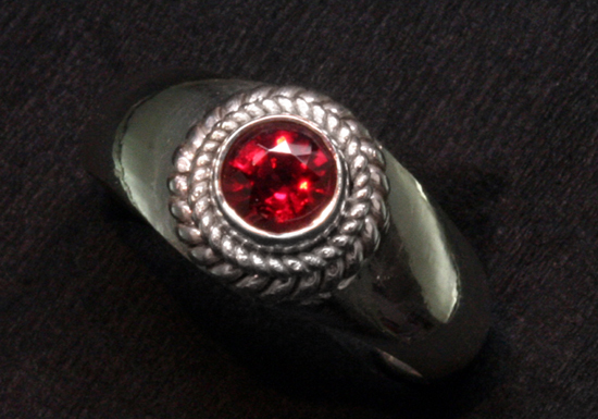 .47 ct Red Spinel
