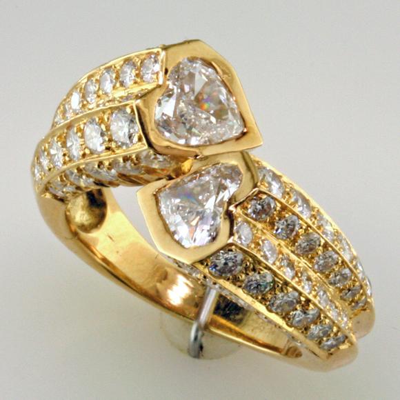 2Hearts Ring