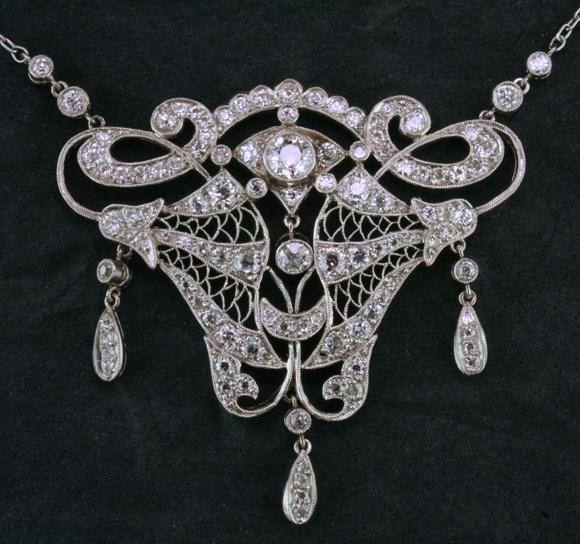 Edwardian Necklace, v2