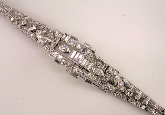 Art Deco Bracelet-NOT!