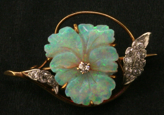 Restoring Antique Opal Jewelry Mardon Jewelers Blog