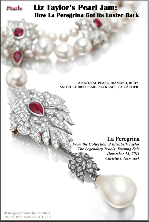 Pearl And Diamond Jewelry