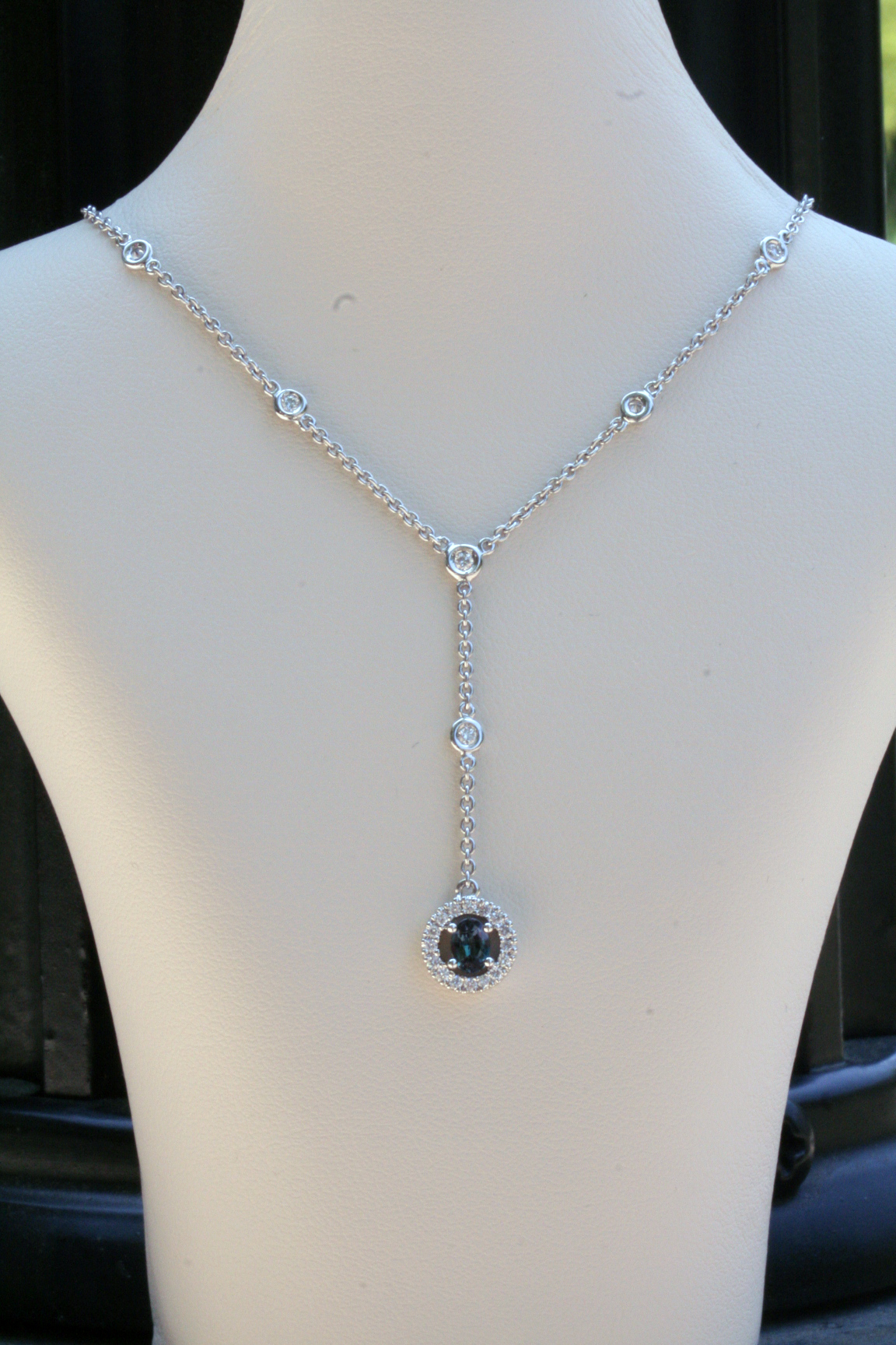 pure alexandrite necklace from decisions coppercraft birthstone june