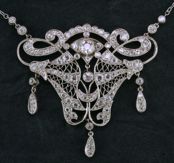 Edwardian Necklace, v2