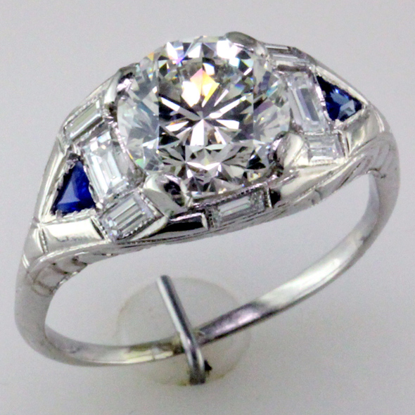 2 ct AD Ring