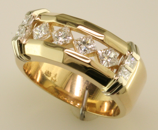 Ring Designs Custom Mens Diamond Ring Designs