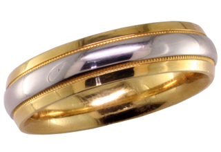 Wedding Rings Pictures Mens Platinum And Gold Wedding Rings